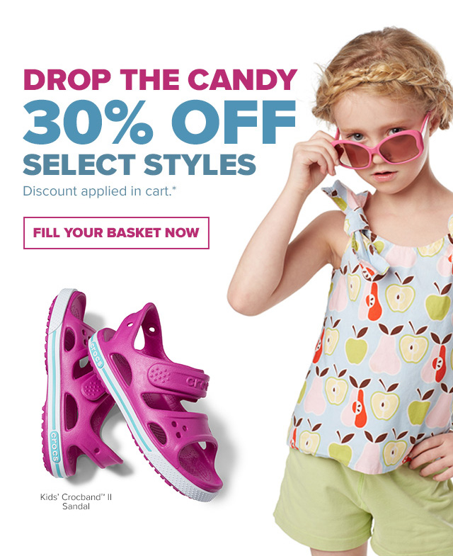 Drop the Candy | 30% Off Select Styles