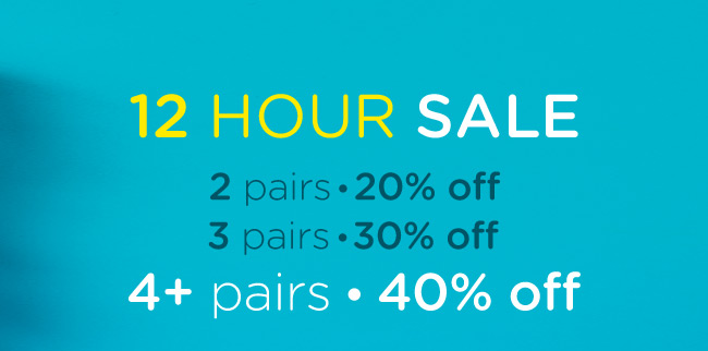 Save up to 40% off just for 12 hours sale at CrocsAustralia.com.au