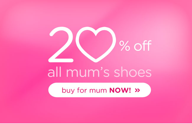 Save 20% off all mum's shoes + free shipping on orders $50 or more at CrocsAustralia.com.au
